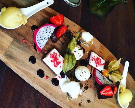 Viborg, Danimarka: tapas dessert
