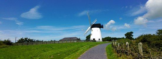 Llanddeusant, UK: Llynnon Mill