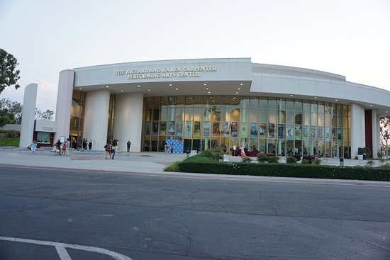 The Richard and Karen Carpenter Performing Arts Center