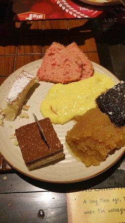 dekicious desserts