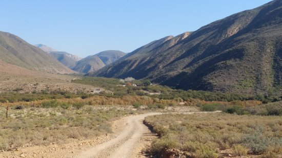 Prince Albert, South Africa: A memorable stay in Oupa Piet Mostert's house in Die Hel