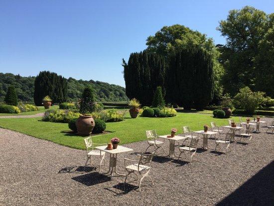 Glaslough, Irlanda: The Garden Terrace