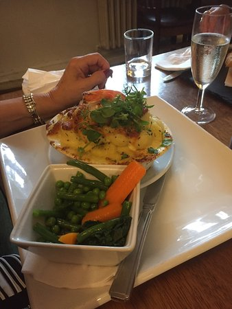The Station Hotel: Fish Pie