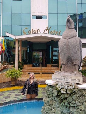 Miraflores Colon Hotel Photo