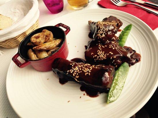 Sorede, Frankrijk: Restaurant Ma Maison