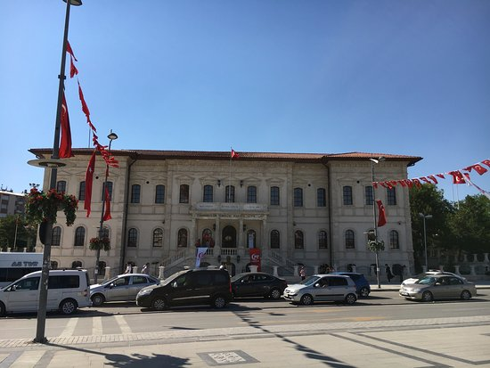 Atatürk Kongre ve Etnografya Müzesi - Sivas - Atatürk ...