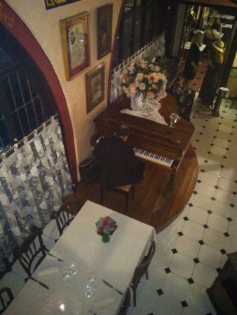 Casa Marti Els Quatre Gats : Piano