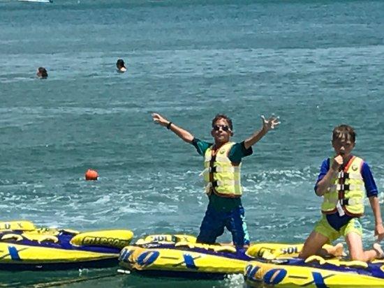 Doryssa Seaside Resort: Water activities available