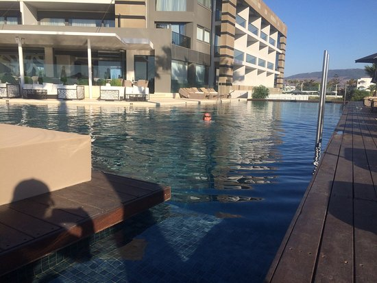 Aqua Blu Boutique Hotel + Spa: Our visit to Aqua Blu