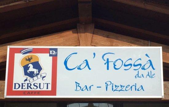 Bar - Pizzeria Ca' Fossa