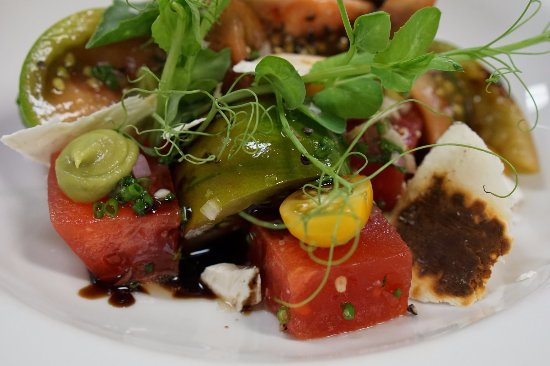 Rancho Cordova, CA: watermelon salad