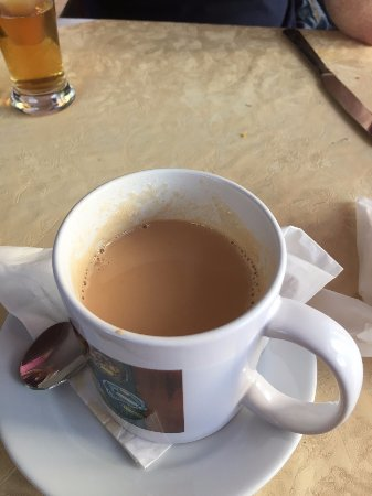 Real Indian Tea Picture Of Sajna Exclusive Indian Dining Cobh Tripadvisor