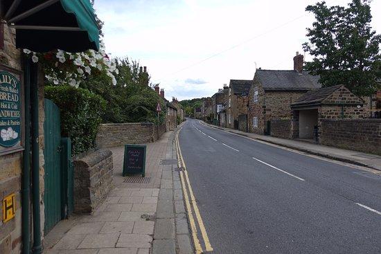 Wentworth, UK: Wentworth Village, South Yorkshire