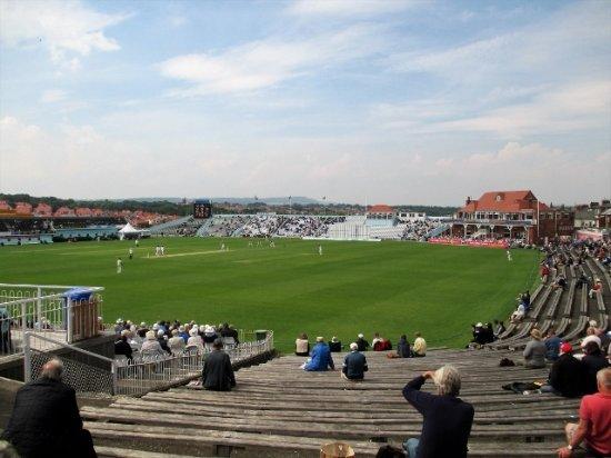 Scarborough Cricket Club: The ground