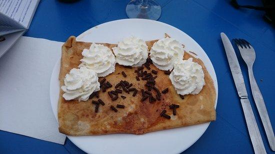 Plestin les Greves, France: dessert