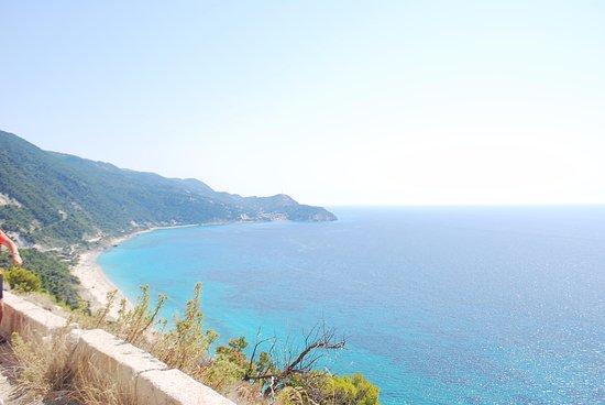 Nikiana, Greece: Zachodnie wybrzeże