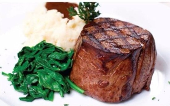 Briarcliff Manor, NY: Filet Mignon