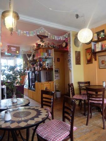 Cafe Babalu : Interior shot