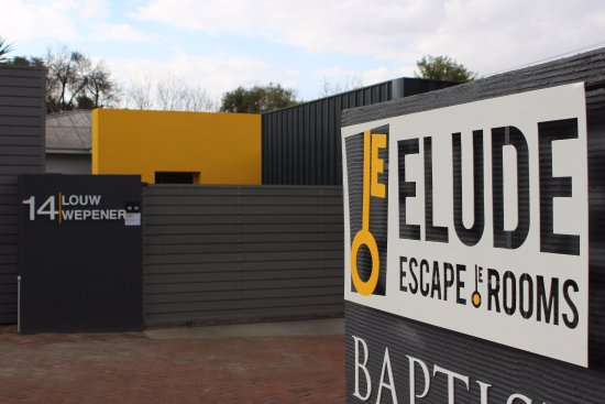 ‪Elude Escape Rooms‬
