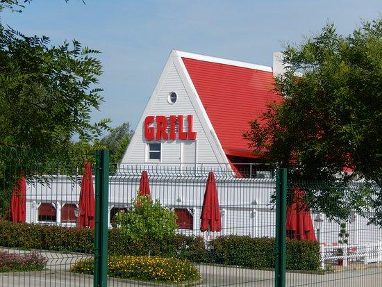 Choisey, Frankrike: Buffalo Grill