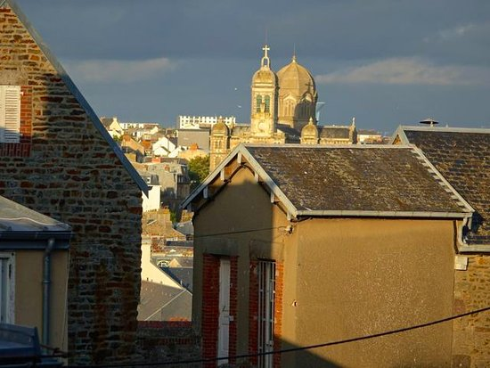 Le Logis du Roc : View from our room