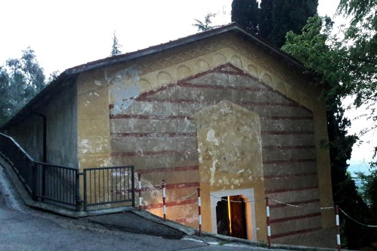 Santorso, Italy: entrata