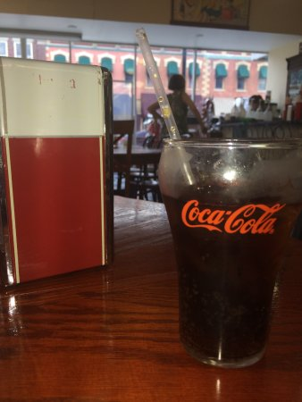 Chanute, KS: Coca Cola