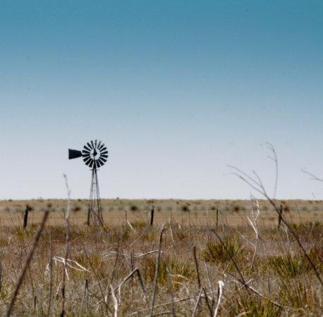 Canyon, TX: Typical grassland terrain