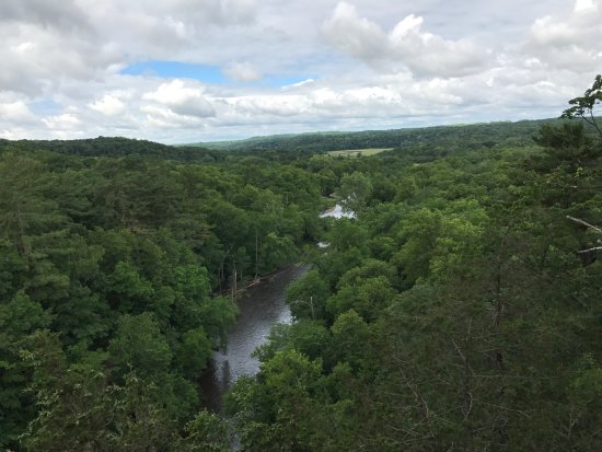 Hudson, WI: View from Overlook