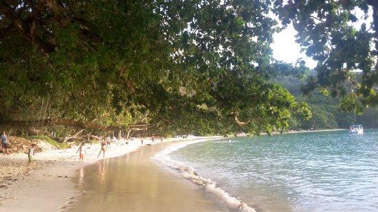 Port Glaud, Seychellene: Port Launay Strand