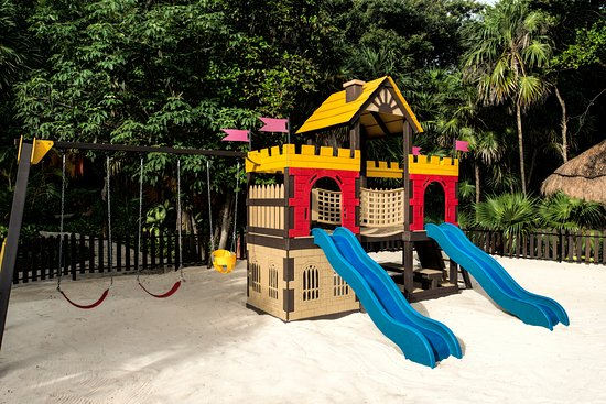Juegos Kids Club Iberostar Tucan Riviera Maya Picture Of
