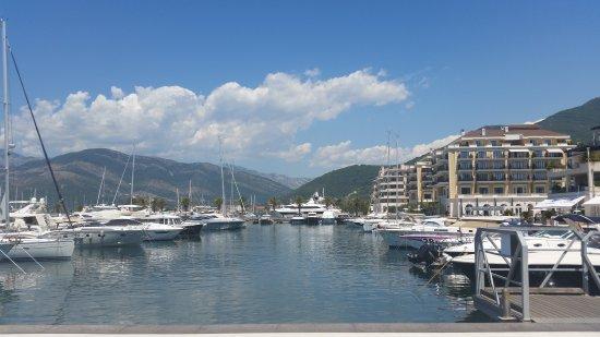 Tivat, Montenegro: Яхты