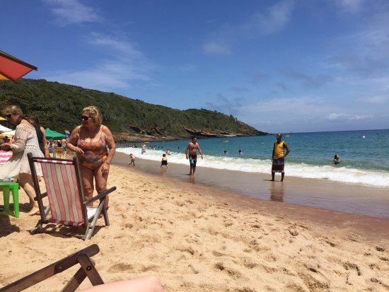 Бузиос: Joao Fernandes Beach