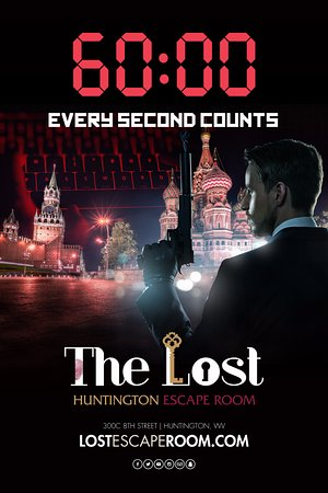 The Lost Escape Room Huntington West Virginia