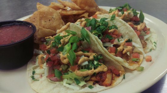 Noblesville, IN: Fish Tacos
