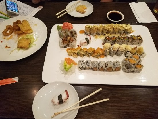 Picture of a aki sushi steakhouse orlando for Aki japanese cuisine