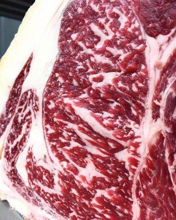 Zamudio, İspanya: Carne carne