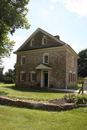 Quarryville, Pensilvania: Fulton house