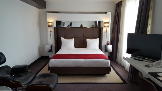 westcord fashion hotel amsterdam groes sauberes zimmer - Hotel Amsterdam Dusche Im Zimmer