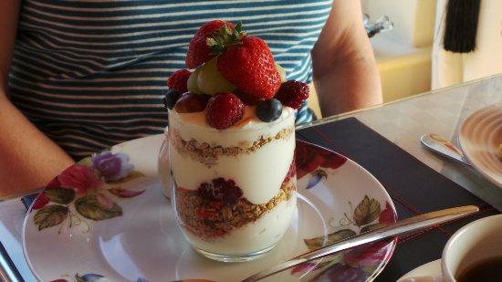 Clonmara Bed & Breakfast: Delicious
