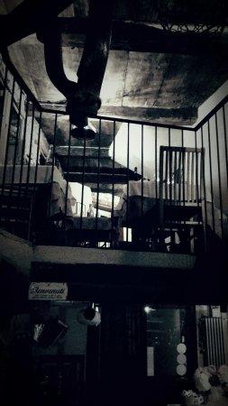 Murazzano, Italy: Saletta superiore