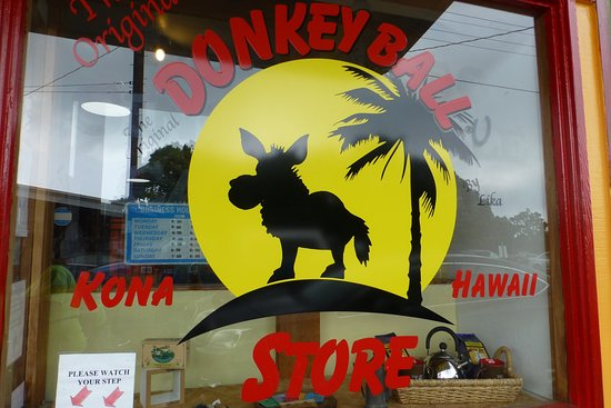 Donkey Balls Factory and Store