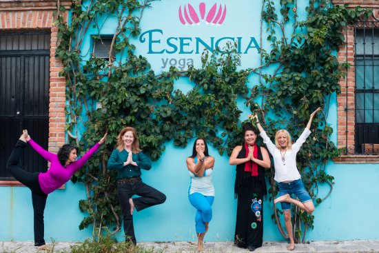 ‪Esencia Yoga Spa‬