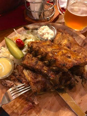 Pivnice Stupartska: ribs