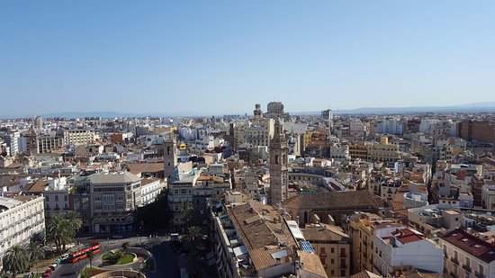 Miguelete : view of the city