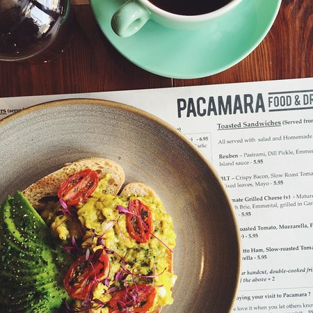 Pacamara Food & Drink