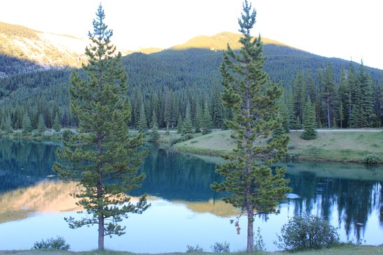 Bragg Creek, Canada : Scenic in summer..