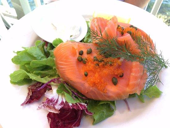 Neutral Bay, Australia: Salmon