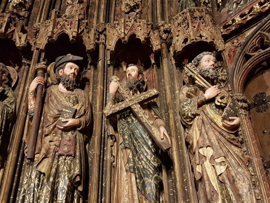 Laguardia, España: 3 apóstoles