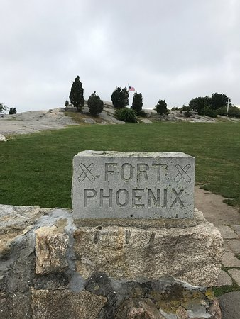 Fort Phoenix State Reservation: photo2.jpg